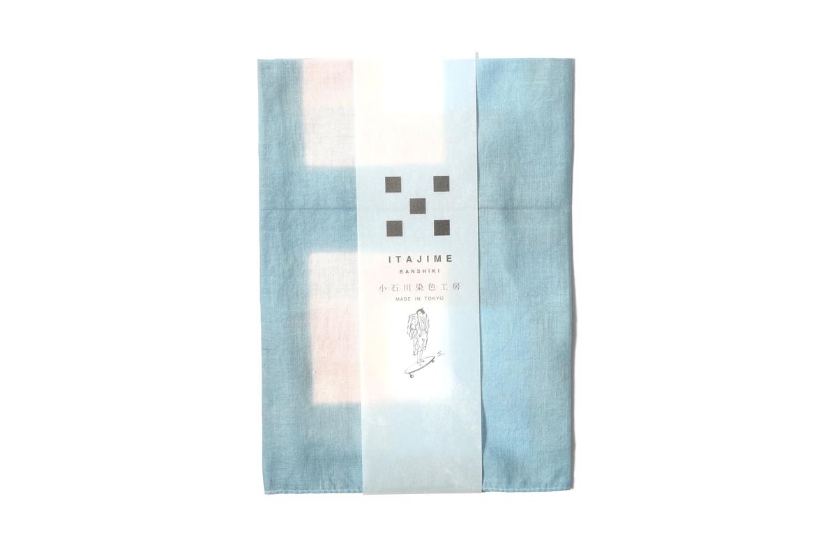 ITAJIME|板締染BAN-SHIKI 平型 上野桜木記念カラー02